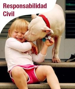 responsabilidad civil perros