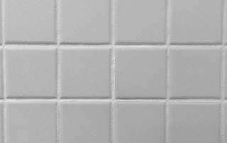 Grout tiles