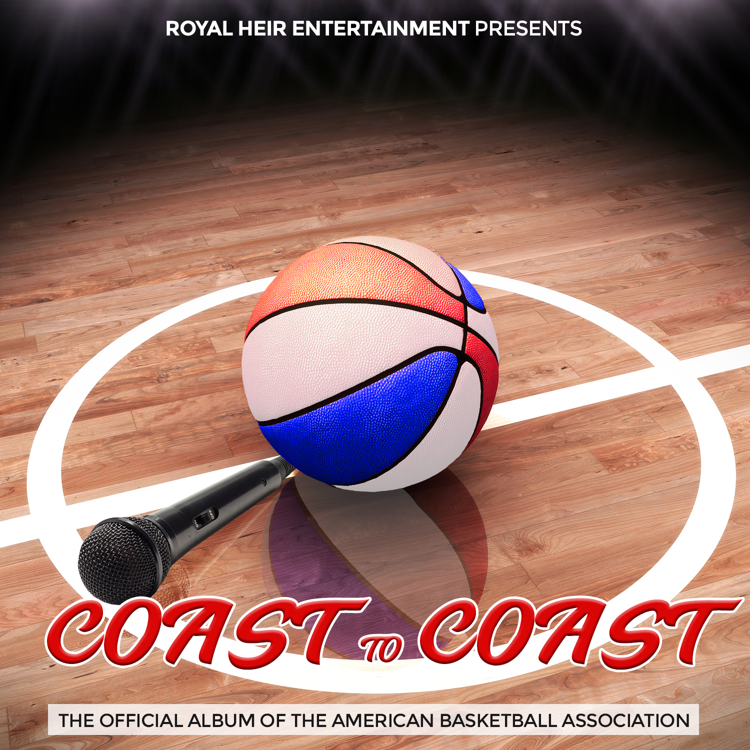 aba, american basketball association, aba album, aba soundtrack, compilation, royal heir entertainment