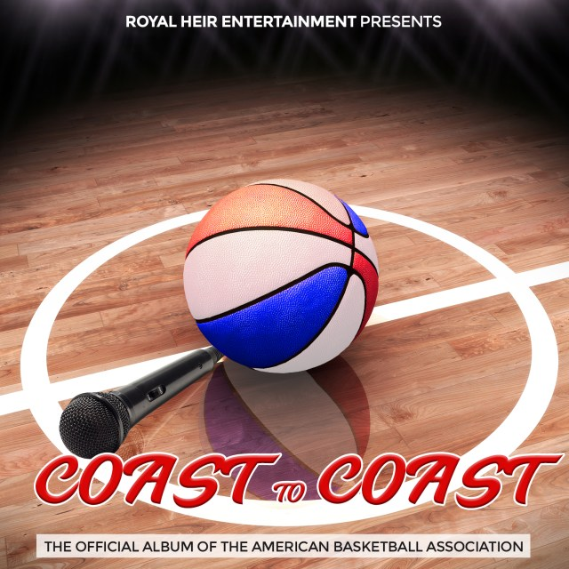 aba, american basketball association, aba album, aba soundtrack, compilation, royal heir entertainment