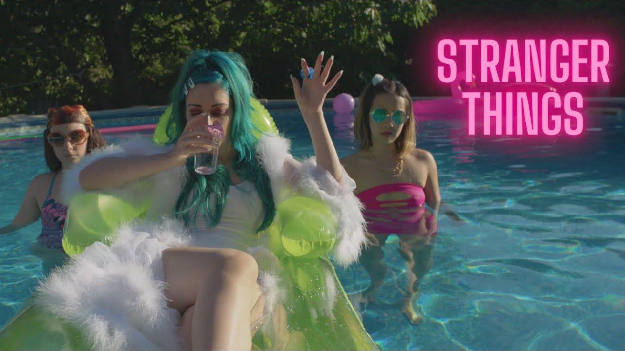 Canadian singer songwriter SH3 Stranger Things official music video