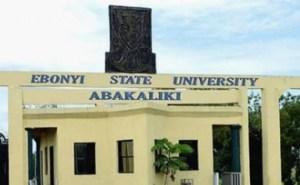 List of courses offered in Ebonyi State University (EBSU)