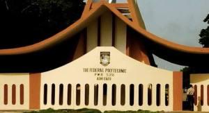 Federal Polytechnic Ado-Ekiti Post UTME Form