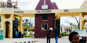 Federal Poly Oko Post UTME Form