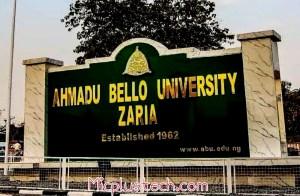 Ahmadu Bello University, Zaria ABU Post UTME Screening Form