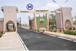 FUD Postgraduate Admission Form