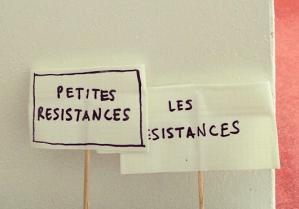 Micro DIY signs – 'Little' Resistances
