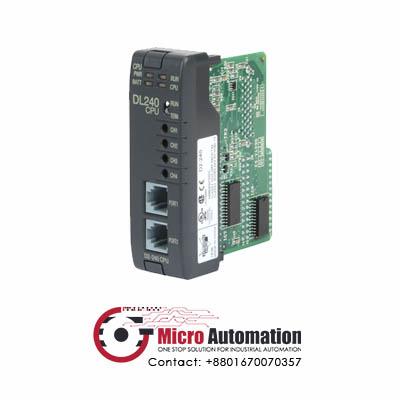 Koyo DL 240 CPU Micro Automation BD