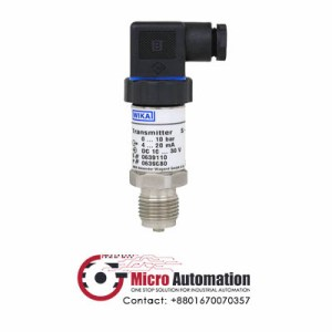 Wika S10 pressure transmitter Micro Automation BD