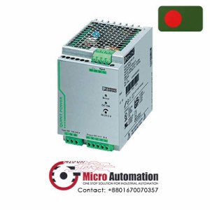 Phoenix Contact Power Supply QUINT PS 1AC 24VDC 20 - Bangladesh