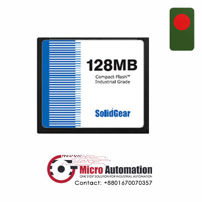 Solid Gear 128MB Compact Flash Bangladesh