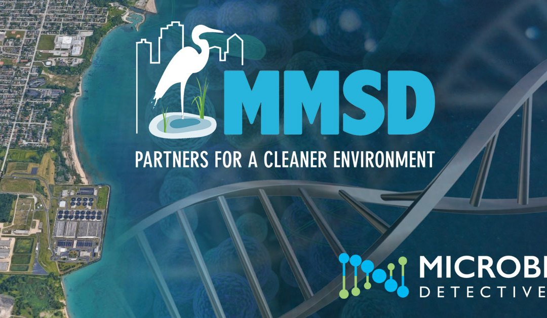 MMSD Seeks to Gain Deeper Understanding of Processes by Leveraging Microbe Detectives' DNA Services
