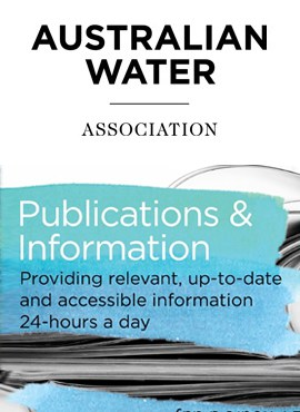 australian water association article
