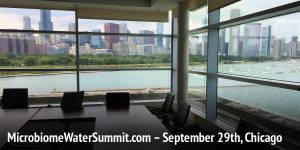 microbiome water summit 2017
