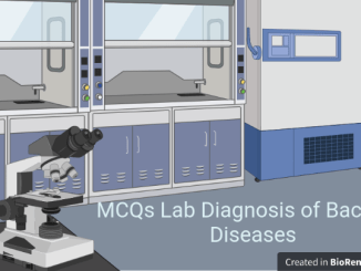 MCQs lab diagnosis of Bacterial Diseases
