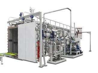 ETO sterilization equipment