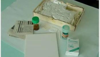 a test megtisztítása a Kansk klinika parazitáitól)