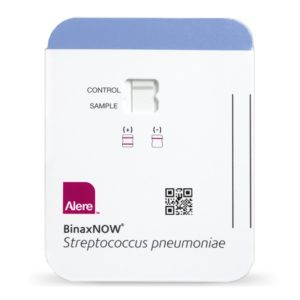 Binax Now Streptococcus Pneumoniae Test
