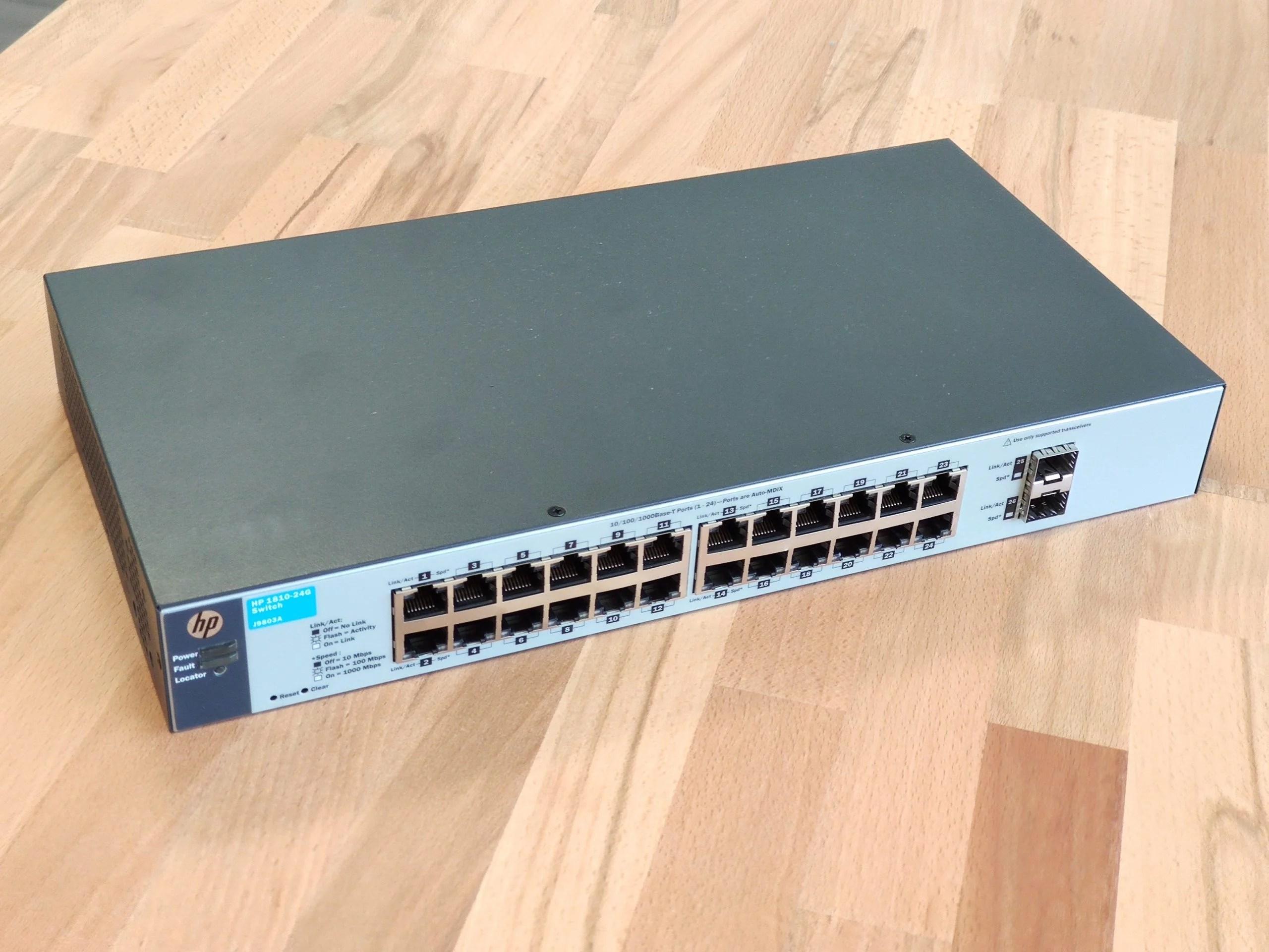Switch_HP_1810_24G