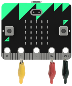 microbit pir connections