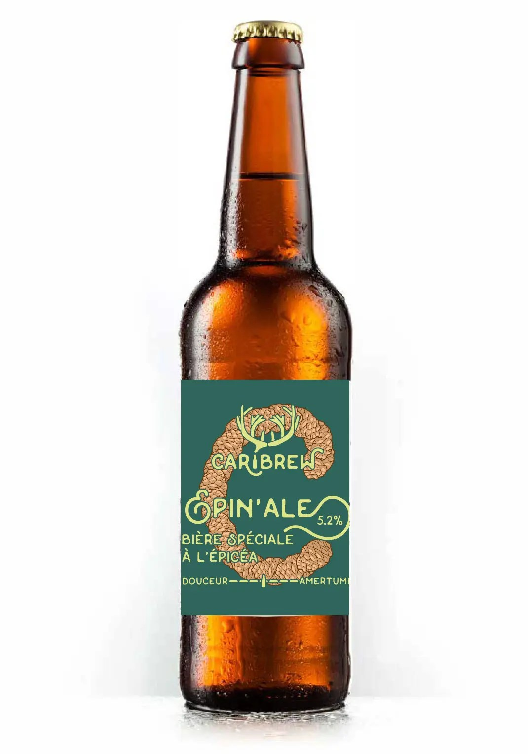 bière Avablanche - Microbrasserie Caribrew