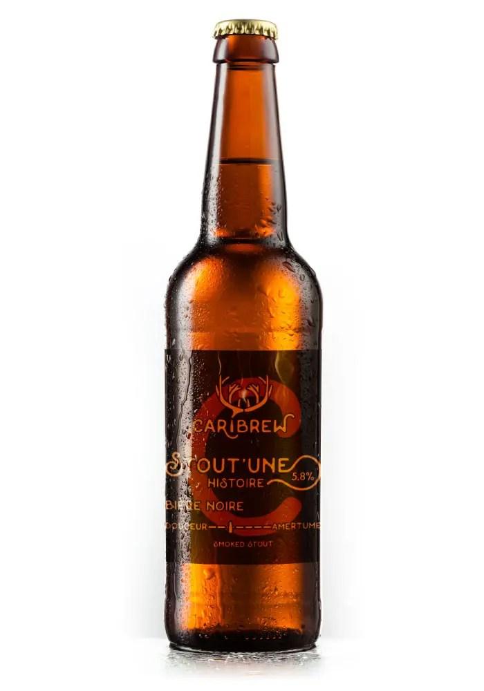 bière la brame - Microbrasserie Caribrew, biere artisanale