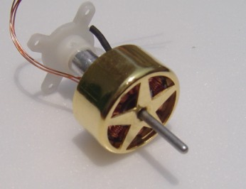 "8 gm,Mighty Midget ""GOLD"" LINE motors F3P HIGH PERFORMANCE"