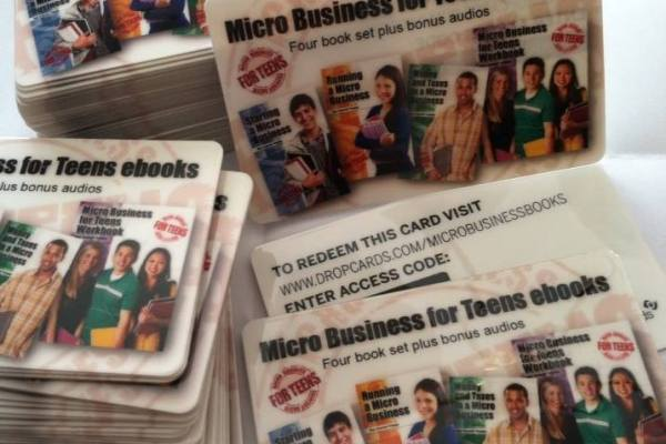 Micro Business for Teens e-books