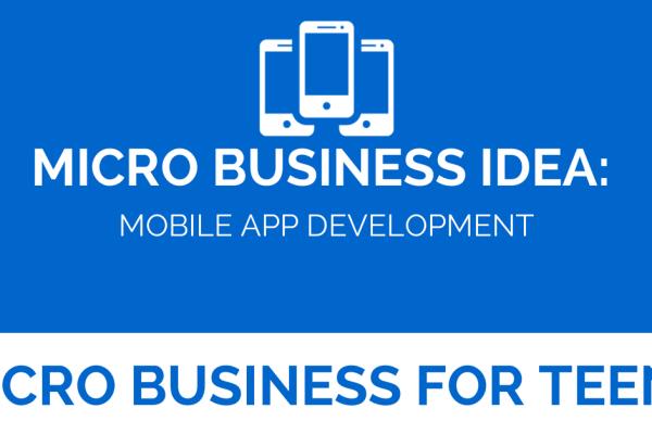 Micro Business Idea: Mobile App Developer