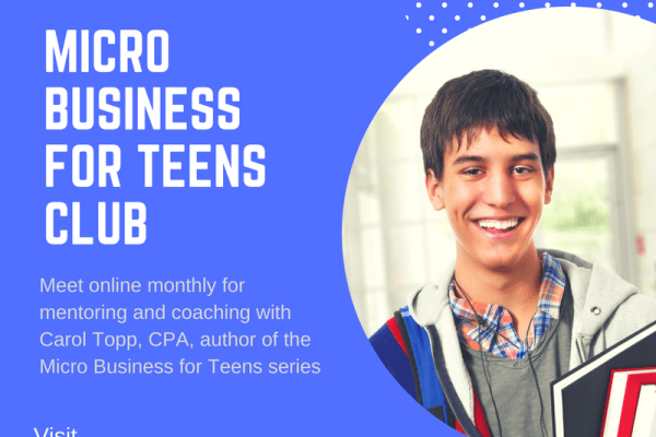 Join the Micro Business for Teens Club