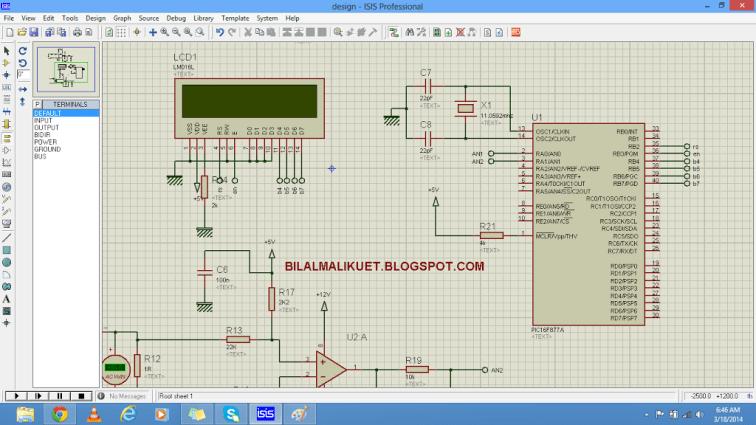 current measurement complete circuit