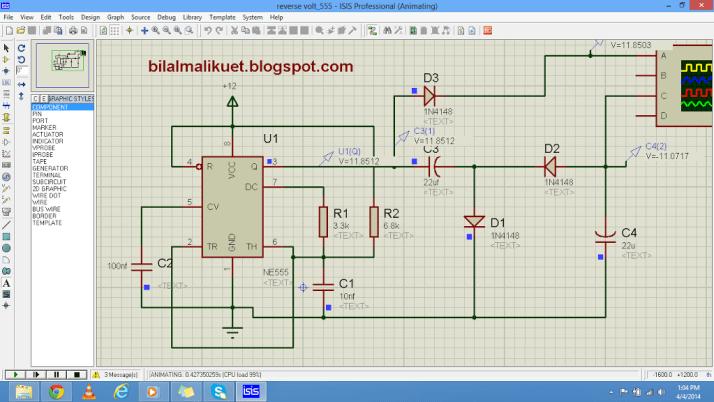 Negative voltage generation