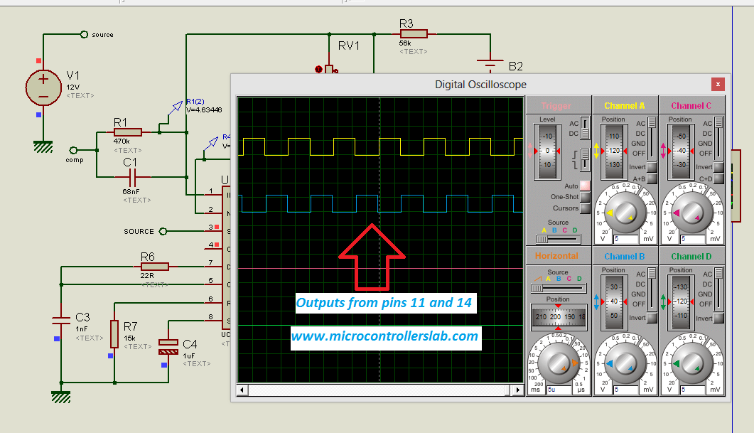 Pulse width modulation controller SG3525 IC introduction