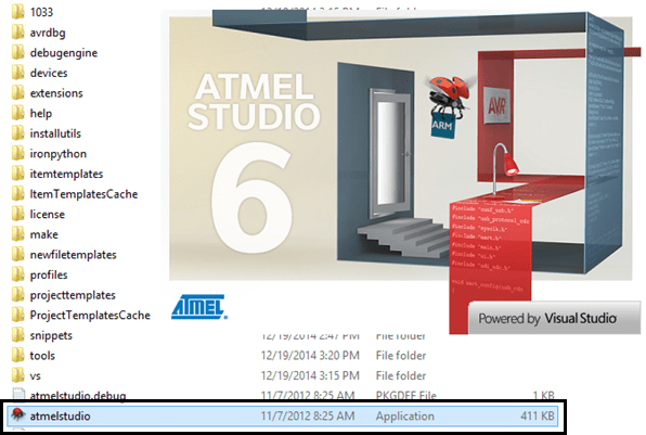 ATMEL STUDIO 6 TUTORIAL step by step guide