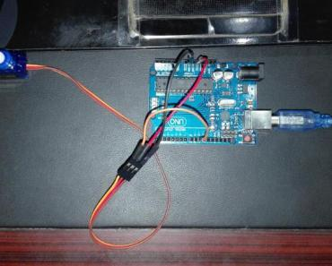 servo motor interfacing with arduino