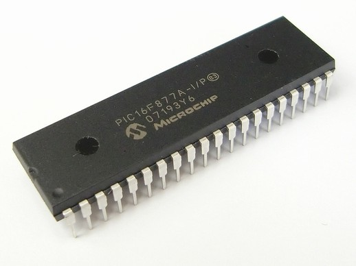 PIC16F877A introduction and features | Microcontrollers Lab