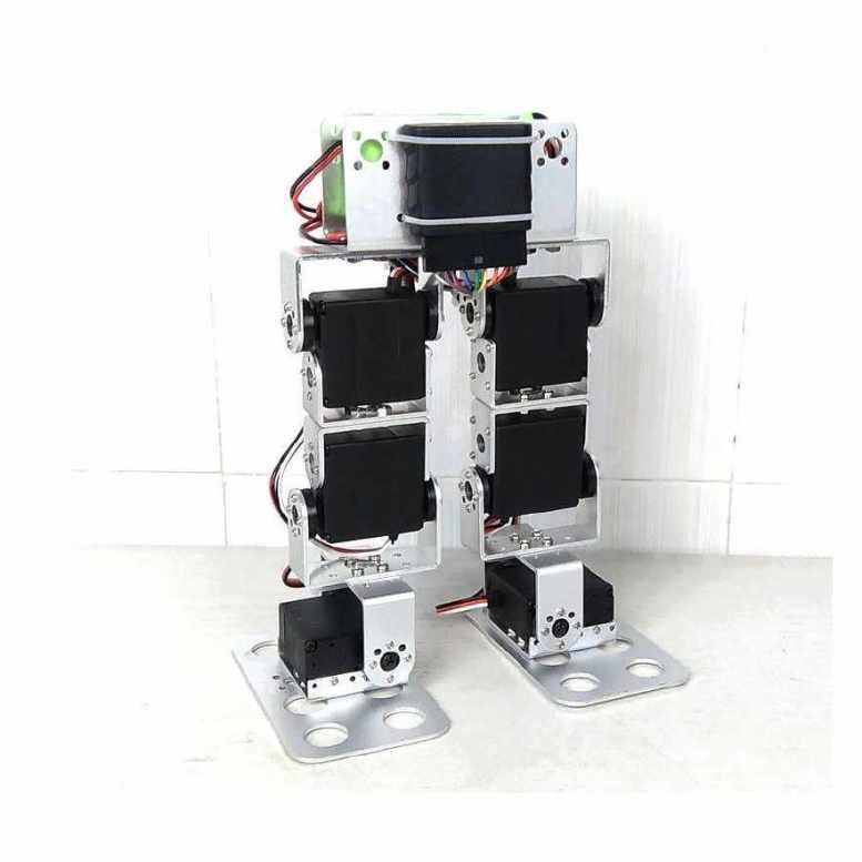 Project 6: Bipedal Humanoid Robot Development Kit