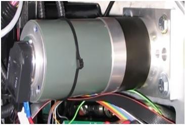 Servo motor construction working and control mechanism