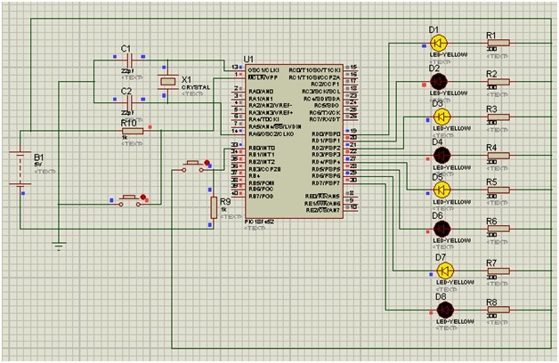 external interrupt using pic microcontroller