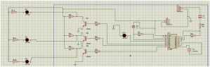 DTMF Controlled Home Automation System circuit diagram