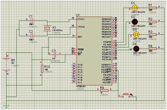 external interrupts 8051 microcontroller