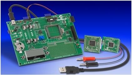 1 Microchip XLP 8-Bit pic microcontroller Development Board