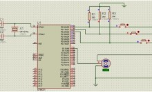serial communication 8051 microcontroller using keil