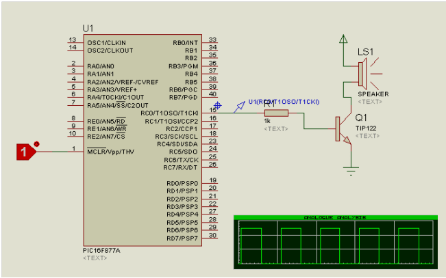 How to use pic microcontroller timers as a interrupt
