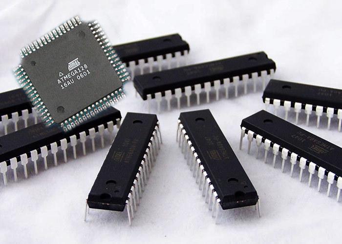 AVR microcontroller tutorials