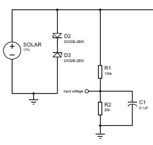 mppt voltage sensor