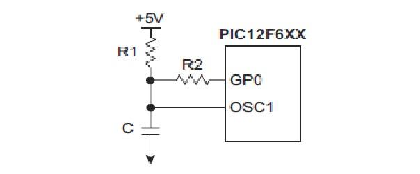 dual speed RC oscillator