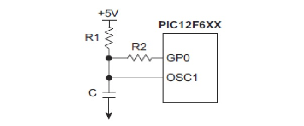 How to use Dual speed RC oscillator for pic microcontroller