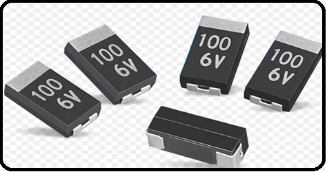 tantalum electrolytic capacitors