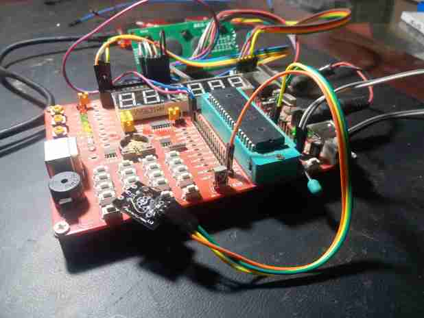 magnetic field detection circuit